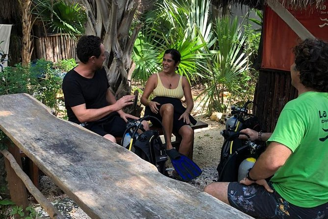 Cenote Diving for First-Time Divers and for Refresher Dives in Tulum photo 2