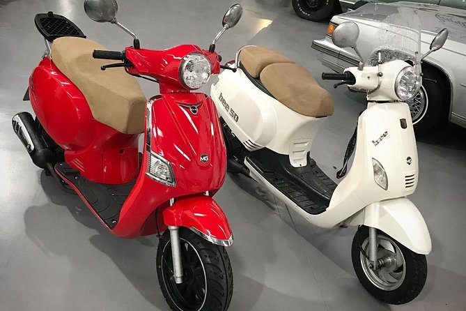 Rent a Scooter in Teresópolis
