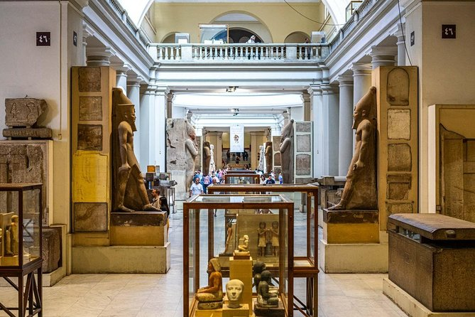 Visit Egyptian Museum photo 6
