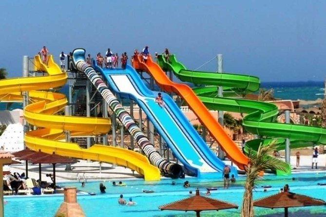Budget hurghada tours to sindbad aqua park
