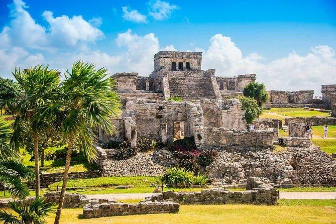 Tulum Ruins Guided Visit from Playa del Carmen