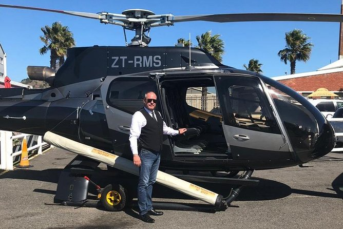 Cape Town Helicopter scenic flight