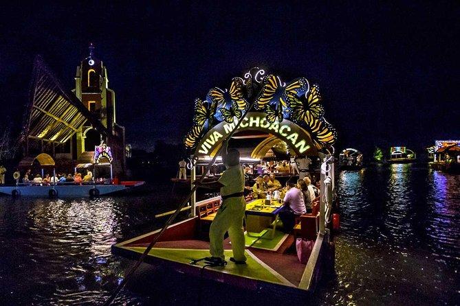 Xoximilco Tour Mexican Folclor from Cancun