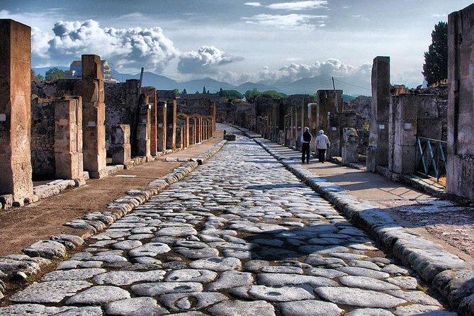 Pompeii & Mount Vesuvius Private