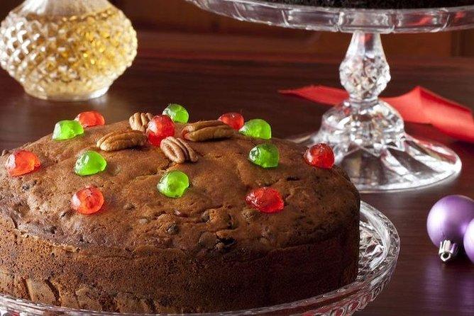 Traditional Black Cake Baking