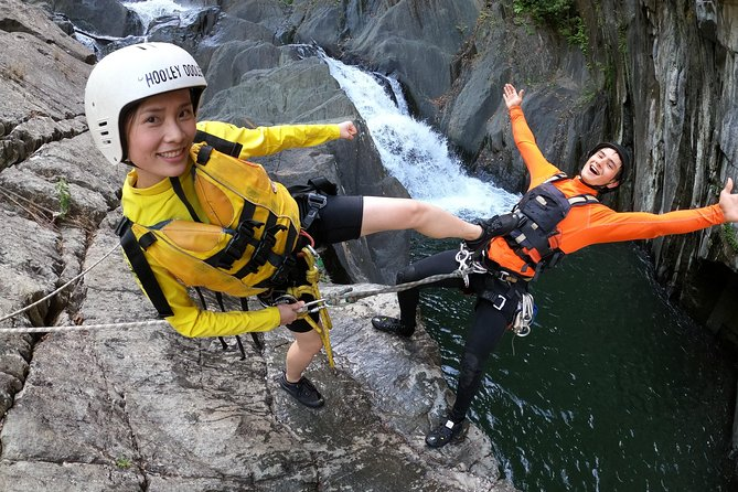 Crystal Canyoning Rainforest/Waterfall Experience photo 13