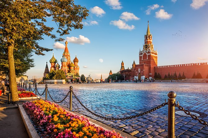 Kremlin Walking Tour
