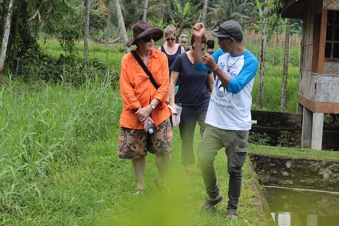 The whisdom culture of Rumah Kinangkung Village Sibolangit