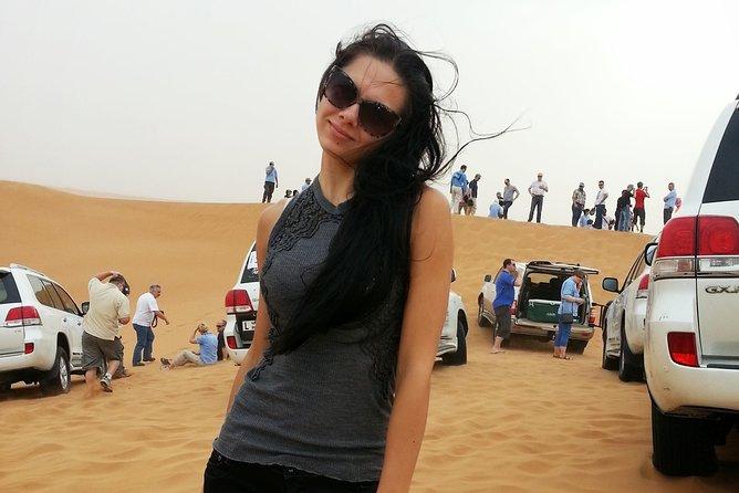 Premium Evening DESERT SAFARI DUBAI - Full Program