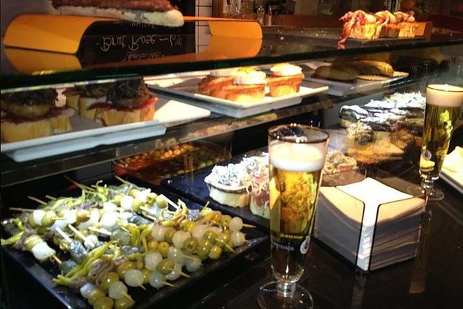 The Premier Food and Wine Tour of Santander.