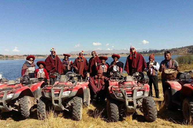 Atv tours Cusco