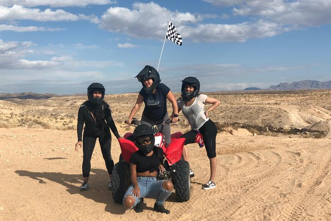 Las Vegas Dunes ATV Tour