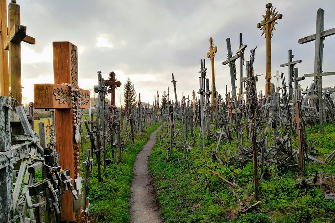 Go on a pilgrimage from Riga - visit Siluva and Hill of Crosses!