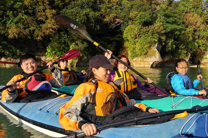 Kayak Northern Okinawa, customised and private tours photo 8