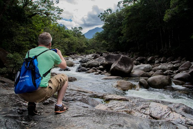 Private Daintree Mossman Gorge Exclusive Nature and Wildlife Focus