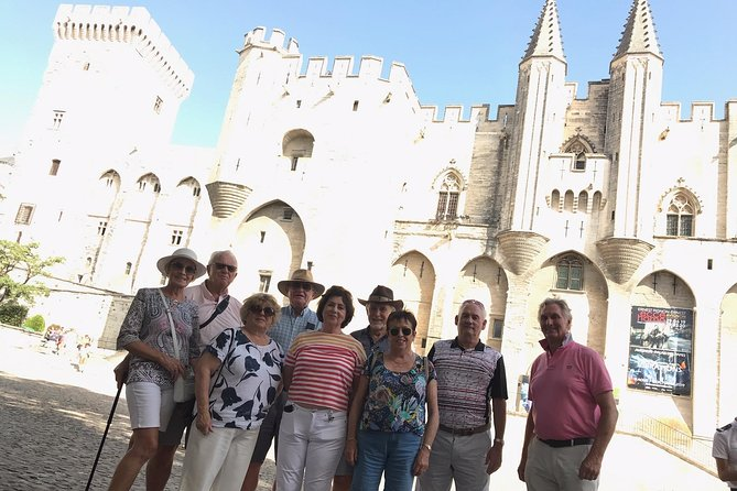 Avignon and Pont du Gard Tour