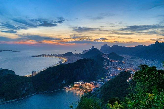Rio de Janeiro by Night with Ginga Tropical Show