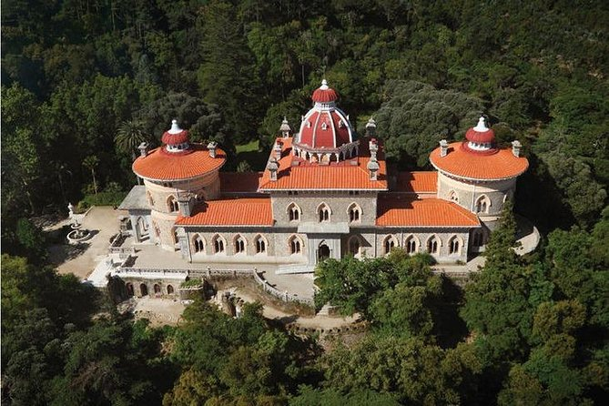 Full-day tour to Quinta da Regaleira, Monserrate Palace, Cabo da Roca and Ca