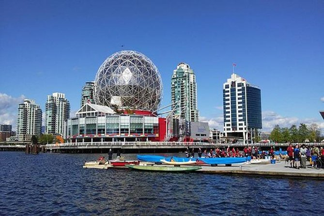 Vancouver City Tour with Indian Meal ( 70 Items Eat as much as you can)