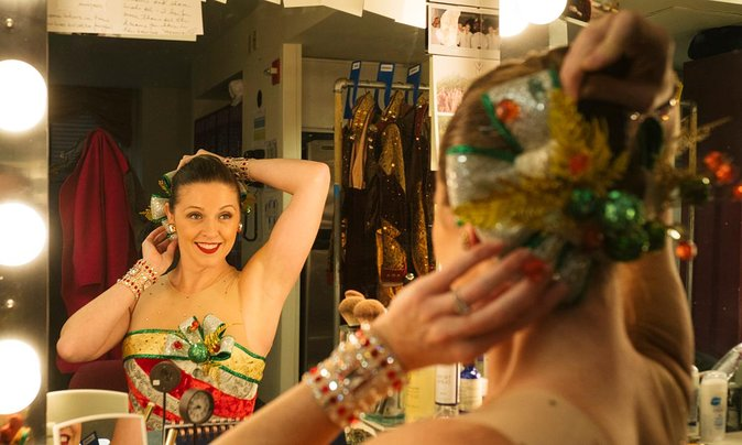 Behind the Scenes at Radio City with a Rockette