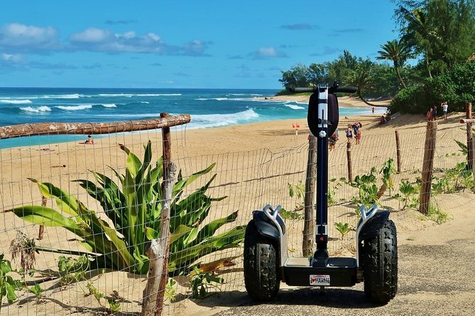 "North Shore Oahu ""Surfers Paradise"" Hoverboarding Tour 2hr30m"