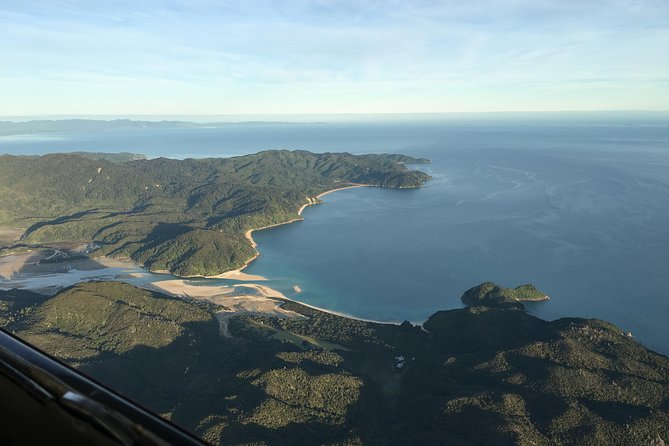 Abel Tasman Scenic Flight