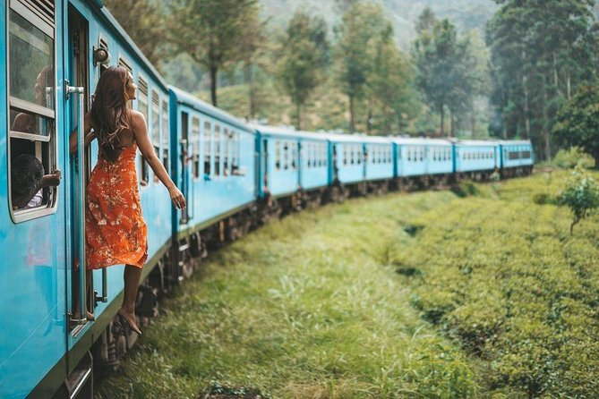 The World`s Most Beautiful Train Trip Kandy to Ella Private Day Tour