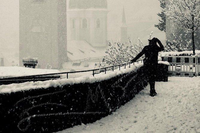 Winter Walk with Fujifilm Photo Shooting