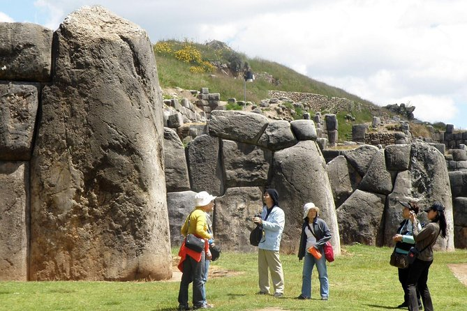 Half-day city tour of Cusco and Sacsayhuaman