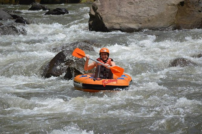 Outback Ubud Adventures - Tubing Adventure