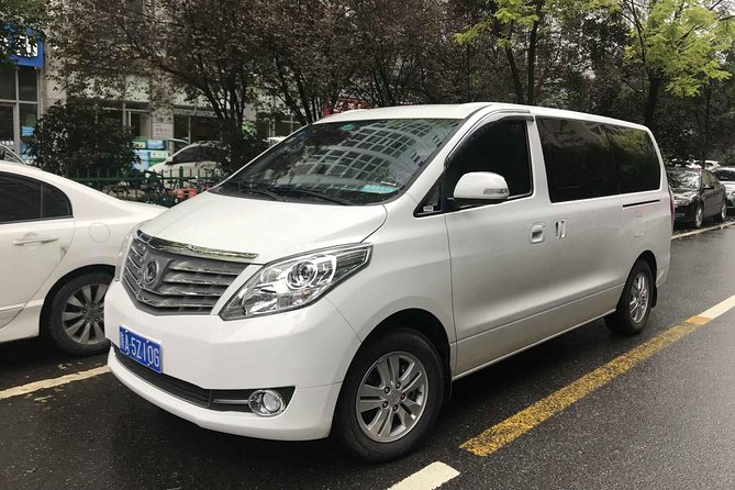 Round Way Xian Airport Transfer with Tour Guide
