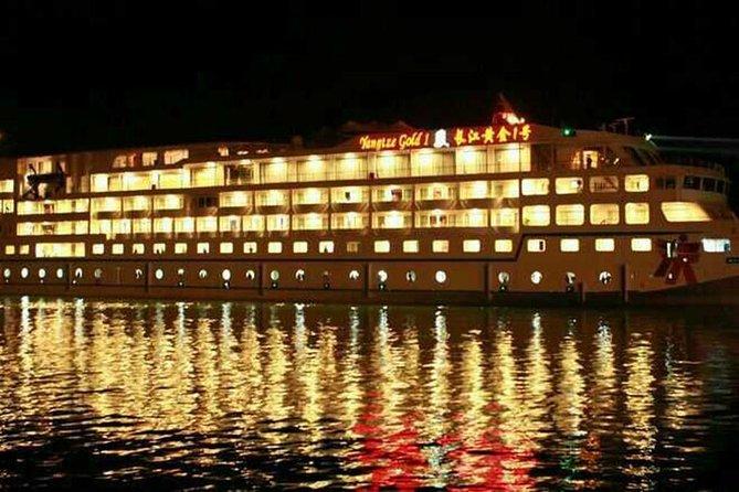 Yangtze River Deluxe Cruise 5D/4N from Yichang to Chongqing:Yangtze Gold Cruise
