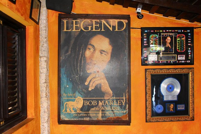 Bob Marley Nine Mile - Dunn's River Falls and Columbus Park Day Adventure