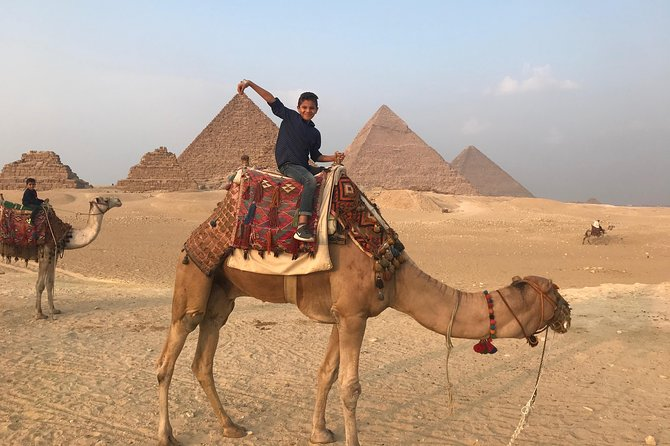 Full Pyramids tour to Giza, Sakkara and Memphis