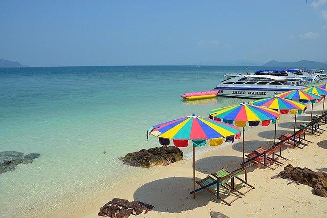 Phi Phi Khai Island by Speed Boat