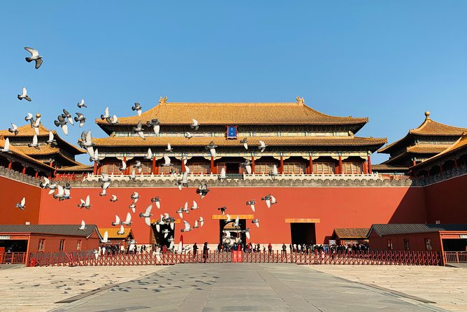 Beijing Layover Tour to Forbidden City and Tiananmen Square