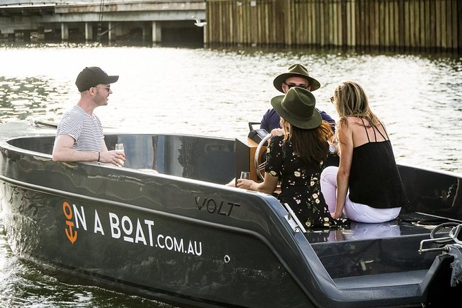 Melbourne: 1.5hr Skipper Yourself On Yarra River (No Licence Needed) photo 3