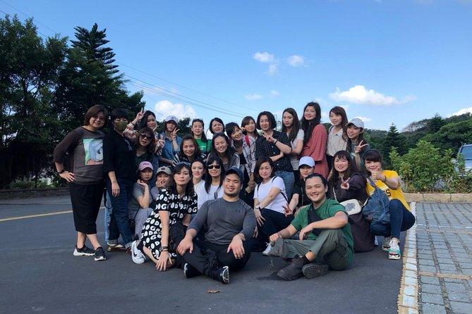 Jiufen, jinguashi, yinyang one day private tour guide (English service)
