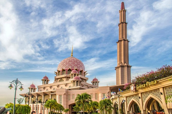 Kuala Lumpur Airport To Malacca City Hotels EN-ROUTE Putrajaya City Tour
