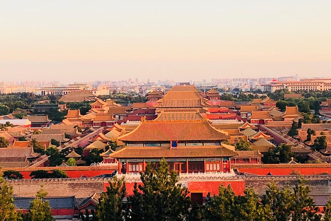 Beijing Layover Tour to Forbidden City and 798 Art Zone