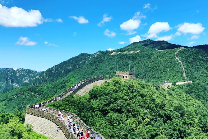 Beijing Layover Tour to Forbidden City and Great Wall Of China
