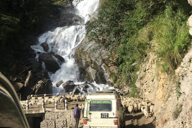 3Days 4WD Private Jeep Drive to MUSTANG-Jomsom/Muktinath from Pokhara