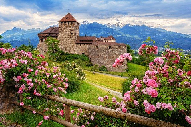Private trip from Zurich to Vaduz in Liechtenstein & Swiss Heidiland