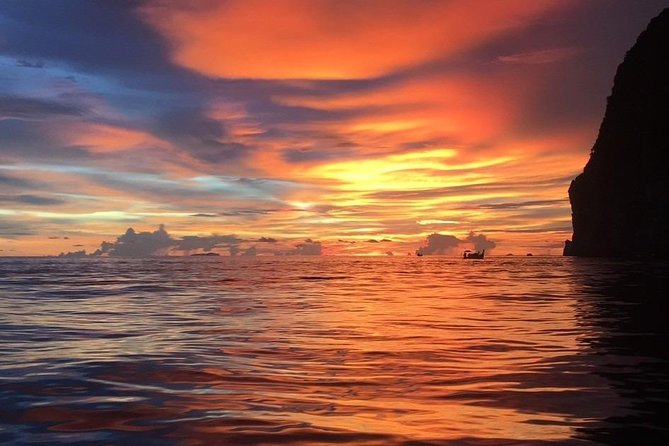 Phi Phi Maiton Sunset Tour By Speed Boat