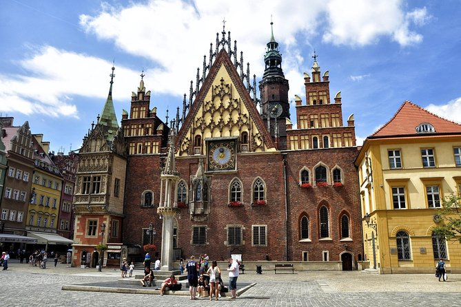 Wroclaw: Old Town Highlights Private Walking Tour