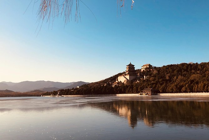 Beijing Layover Tour to Summer Palace and Great Wall of China
