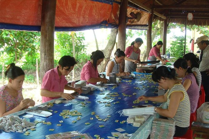 Mekong Delta - Fullday Tour ( My Tho - Ben Tre)