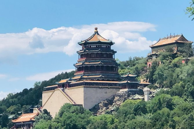Mutinayu Great Wall and Summer Palace Private Full Day Tour