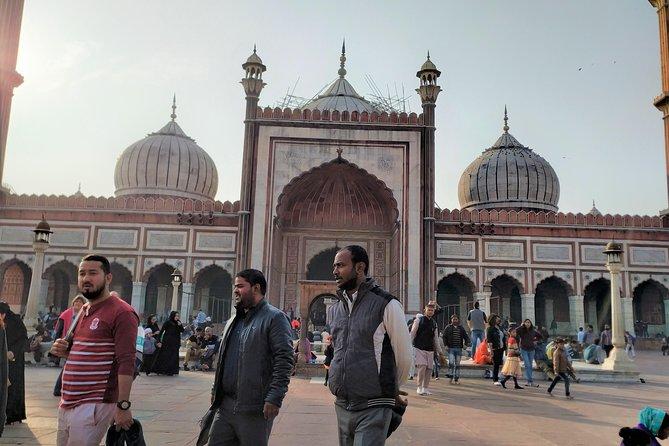 Old Delhi:Capital of Mughals