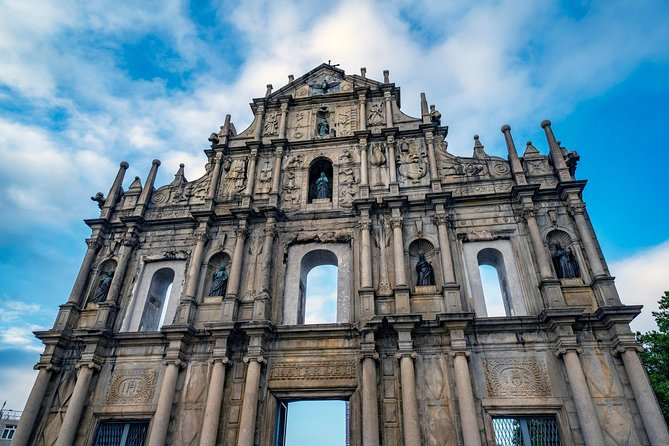 Seat-In-Coach: One-Day Macau City Tour from Hong Kong